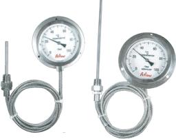 Манометрический термометр SM