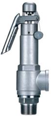 Предохранительные клапаны серии N9S-N9LS
