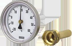 Модель А50 - Термометр для отопления, вентиляции, кондиционирования