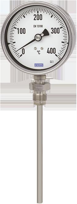 Модель S55 - Термометр из нержавеющей стали