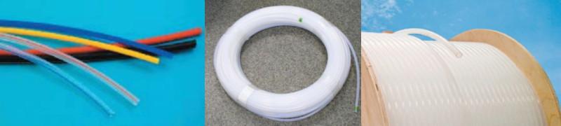 Фторопластовые полимерные трубы PTFE