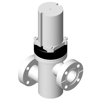 CF Rotatable Flange with Bellows Attached Reed Sensor(USA)